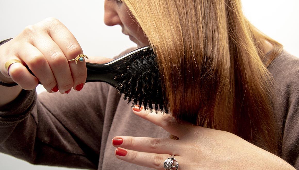Haare Reinigen